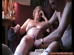 Adult MILF bonking the brush hubby - CheckMyMILF.com