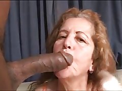 67yr Horny Mature x Big Black Weasel words