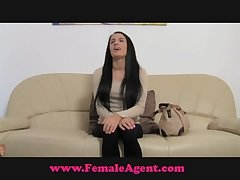 FemaleAgent. Gymnast adaptable fuck