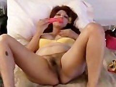 Heavy mature latina lay