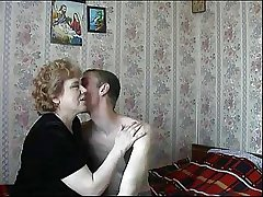 Russian housewife with cam