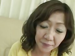 Japanese Chubby Beamy clit Mature Eriko Nishimura 51years