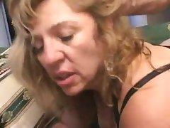 Bbw Monique of age anal